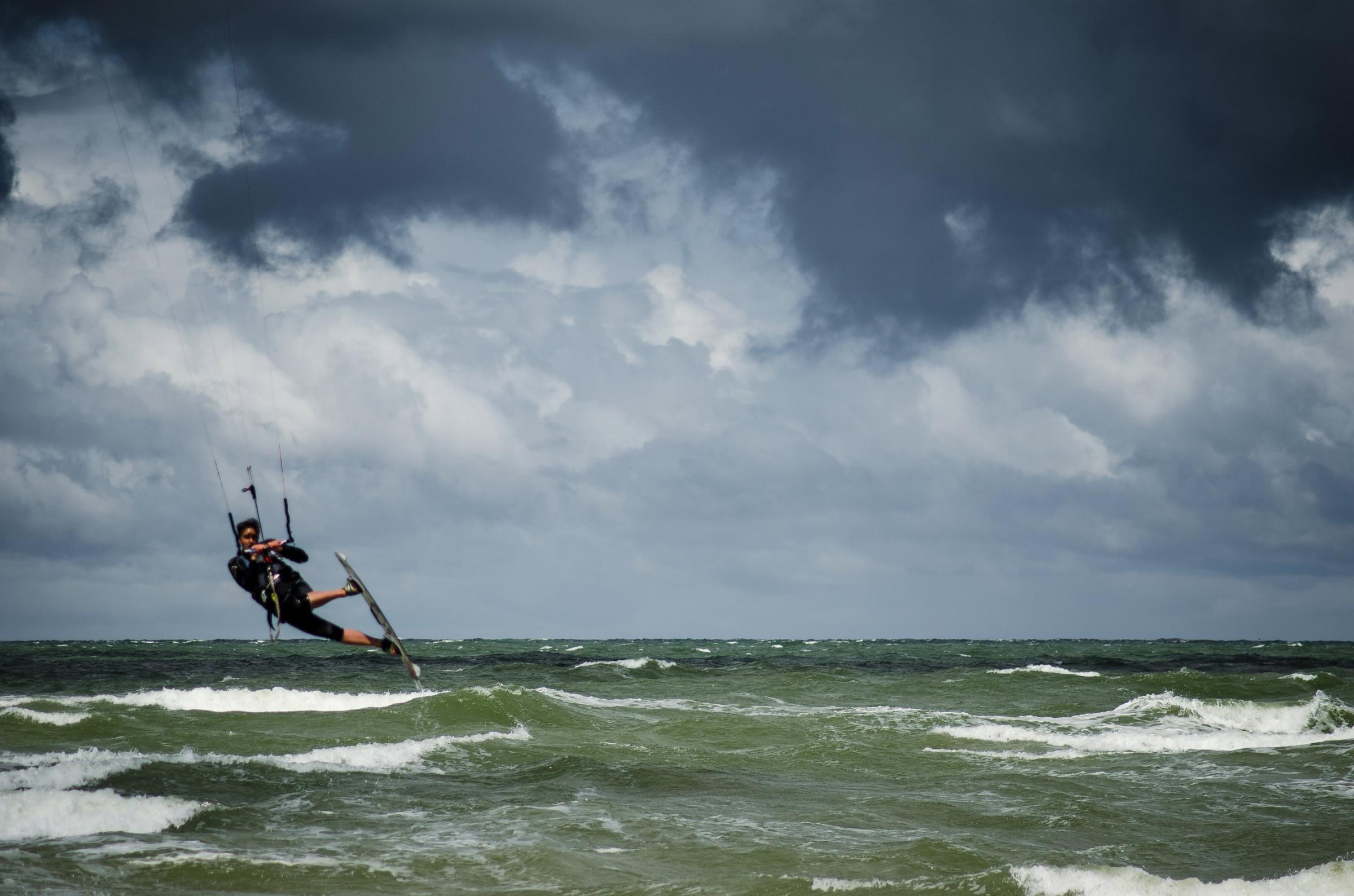 Photo: Ilya Jakovich: Riders of the Storm